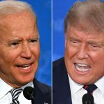 US Debate: Donald Trump and Joe Biden Trade Insults