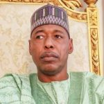 Gov Zulum to Resettle Displaced Towns
