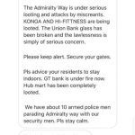 Lekki Residents Alerted on Security