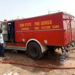 Fire Ravages Kano State College of Nursing