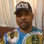 #ENDSARS: Lagos protesters Rejects MC Oluomo's Welfare Package