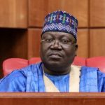 Senator President Lawan Pleads with Protesters to Return Home