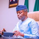 #ENDSARS: VP Osinbajo says 'We are Sorry'