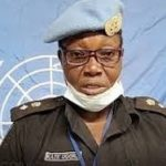 Catherine Ugorji Emerges Runner-up for the UN Woman Police Officer Award 2020