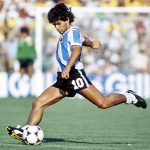 """The Hand of God"": Celebrating Diego Maradona"