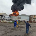 Ijora Tank Farm Fire: LASEMA Says Situation Under Control