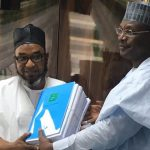 Yakubu Hands Over as INEC Chairman