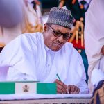 Buhari Signs 2021 Budget into Law