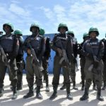 """We Are Back!""- The Nigeria Police Roars"