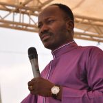 Johnson Suleman: A Manner of Apostle