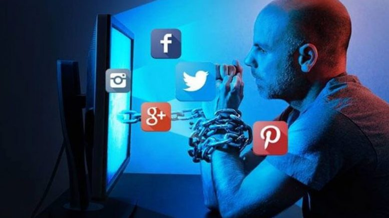 Social Media Addiction internet