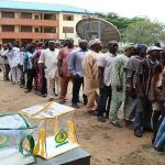 Local Government Elections: the EndSARS Youth Disappeared into Thin Air